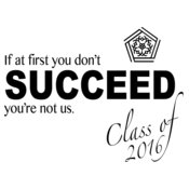 Succeed of class 2016